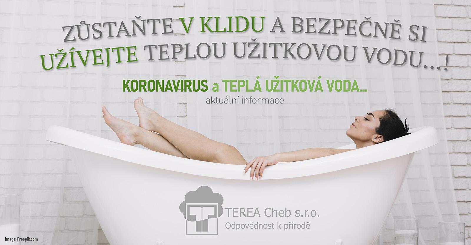 Koronavirus a dodávaná TUV